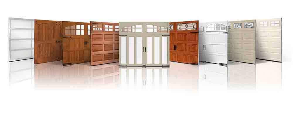 Residential garage doors eugene or clopay garage doors for Garage door visualizer