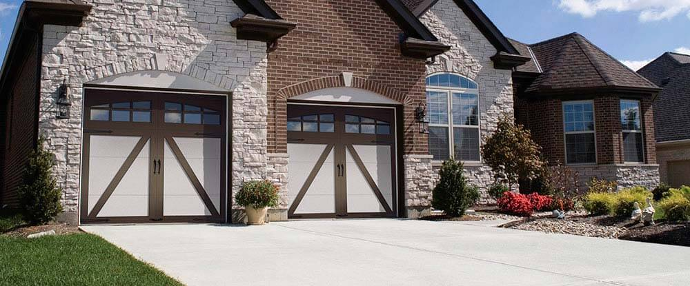 COACHMAN® COLLECTION. Steel Carriage House Style Garage Doors ...